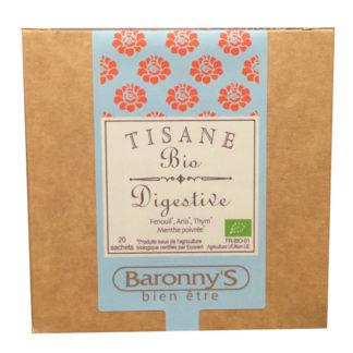 TISANE DIGESTIVE BIO BARONNY'S