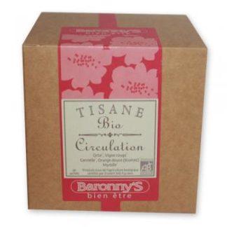 TISANE CIRCULATION BIO BARONNY'S