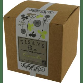 TISANE CAMOMILLE BIO BARONNY'S