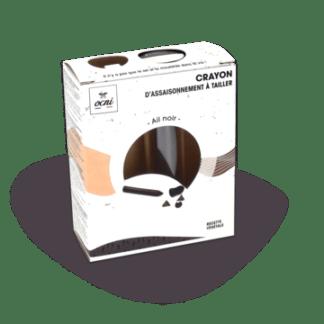 COFFRET 1 SAVEUR AIL NOIR OCNI FACTORY