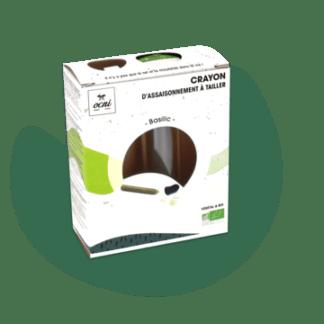COFFRET SAVEUR BASILIC OCNI