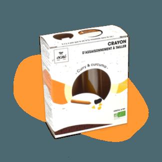 COFFRET 1 SAVEUR CURRY CURCUMA OCNI FACTORY