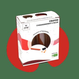 COFFRET SAVEUR PIMENT ESPELETTE OCNI