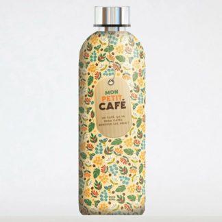 Gourde bouteille isotherme PETIT CAFÉ